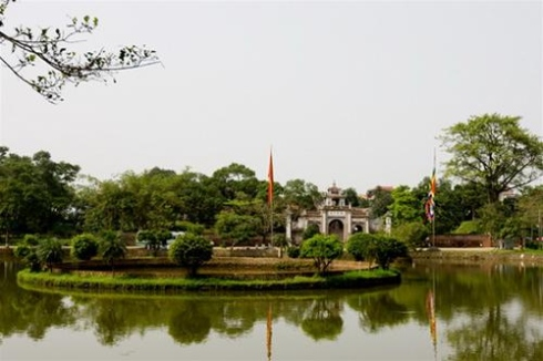 Co Loa historical, architectural and archaeological heritage in Hanoi